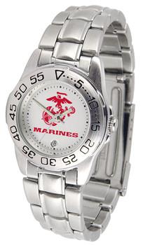 Ladies' US Marines - Sport Steel Watch