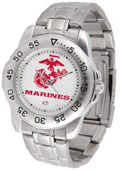 Men's US Marines - Sport Steel Watch