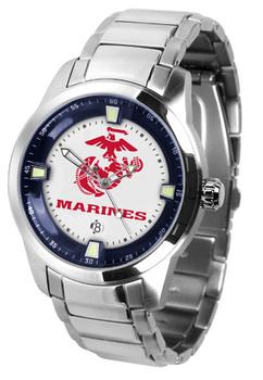 Men's US Marines - Titan Steel Watch