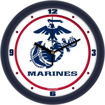 US Marines - Traditional Wall Clock