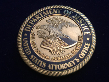 U.S. ATTORNEY NORTHERN NY COIN
