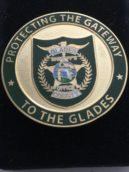 GLADES CTY SHERIFF FL COIN