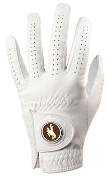 Wyoming Cowboys - Golf Glove  -  L