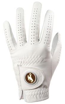 Wyoming Cowboys - Golf Glove  -  ML