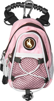 Wyoming Cowboys - Mini Day Pack  -  Pink