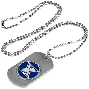 Xavier Musketeers - Dog Tag