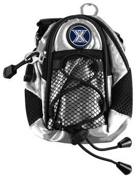 Xavier Musketeers - Mini Day Pack  -  Silver