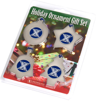 Xavier Musketeers - Ornament Gift Pack
