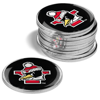 Youngstown State Penguins - 12 Pack Ball Markers