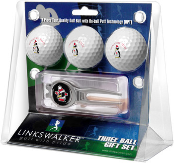 Youngstown State Penguins - Kool Tool 3 Ball Gift Pack