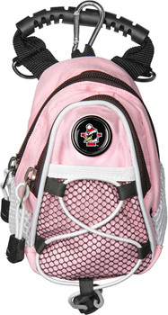 Youngstown State Penguins - Mini Day Pack  -  Pink
