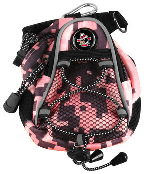Youngstown State Penguins - Mini Day Pack  -  Pink Digi Camo