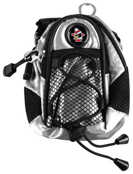 Youngstown State Penguins - Mini Day Pack  -  Silver