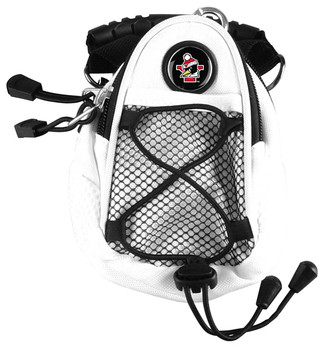 Youngstown State Penguins - Mini Day Pack  -  White