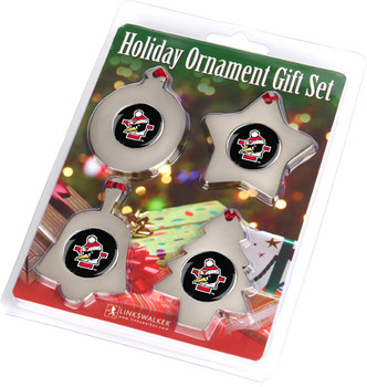 Youngstown State Penguins - Ornament Gift Pack