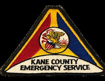 KANE COUNTY EMERGENCY SERVICE IL PATCH