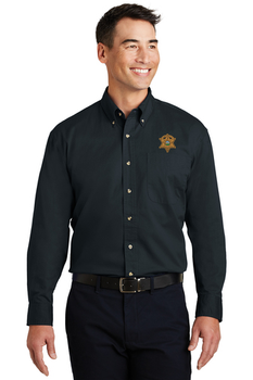 Miami Sheriff Port Authority® Long Sleeve Twill Shirt