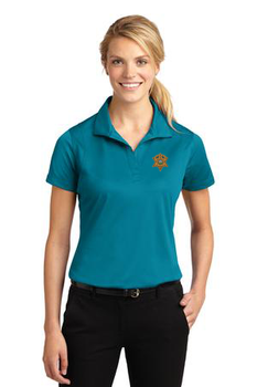 Miami Sheriff Sport-Tek® Ladies Micropique Sport-Wick® Polo