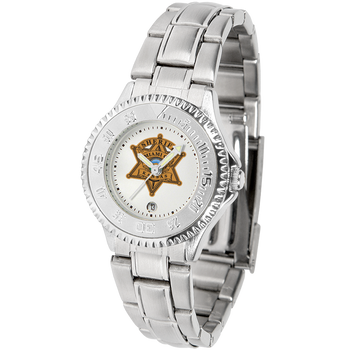 Miami Sheriff Competitor Ladies Steel Watch