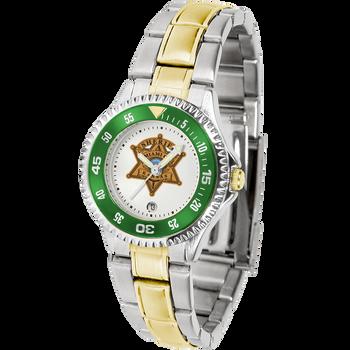 Miami Sheriff Competitor Ladies Two-Tone Watch