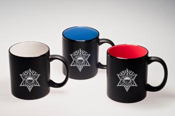 Miami Sheriff Mondrian Mug