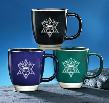 Miami Sheriff Sunrise Mug