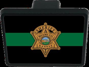 Miami Sheriff Trailer Hitch