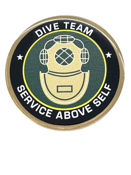 CITRUS CTY SHERIFF FL DIVE TEAM COIN