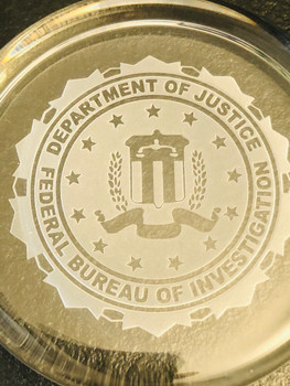 FBI PAPERWEIGHT
