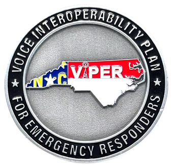 NORTH CAROLINA VIPER EMERGENCY RESPONSE COIN