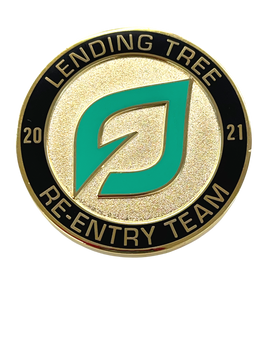 COVID-19 SAFETY COIN LENDING TREE COIN