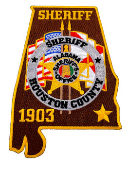 HOUSTON COUNTY  SHERIFF AL PATCH