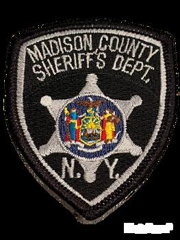 MADISON CTY SHERIFF NY PATCH
