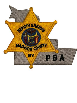 MADISON CTY SHERIFF PBA NY PATCH