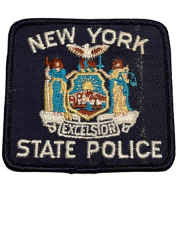 NEW YORK STATE POLICE NY PATCH