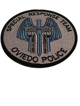 OVIEDO FL POLICE SPECIAL RESPONSE TEAM  PATCH