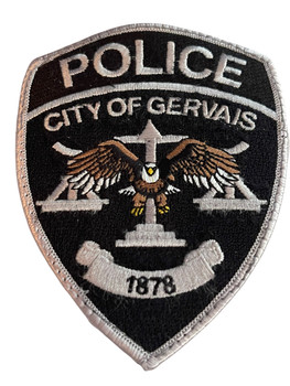 GERVAIS POLICE OR PATCH