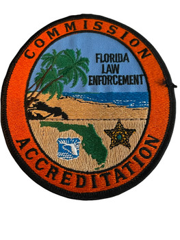 FLORIDA COMMISSSION ON ACCREDIATION  FL PATCH