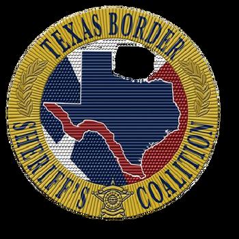 TEXAS BORDER SHERIFF'S COALITION TX FLEX PATCH