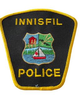 INNISFIL POLICE PATCH