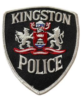 KINGSTON  POLICE PATCH