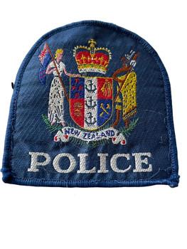NEW ZEALAND POLICE  PATCH