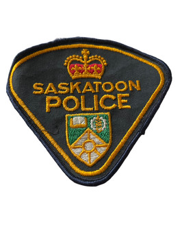 SASKATOON POLICE PATCH