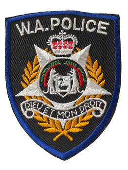 W.A. POLICE PATCH