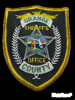 ORANGE COUNTY SHERIFF FL PATCH 2