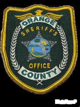 ORANGE COUNTY SHERIFF FL PATCH