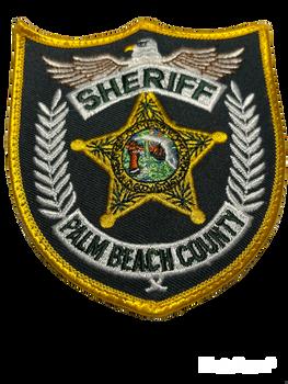 PALM BEACH COUNTY SHERIFF FL PATCH