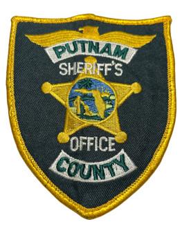 PUTNAM COUNTY SHERIFF FL PATCH