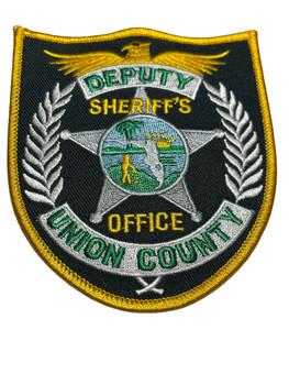 UNION COUNTY SHERIFF FL PATCH