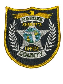 HARDEE COUNTY SHERIFF FL PATCH
